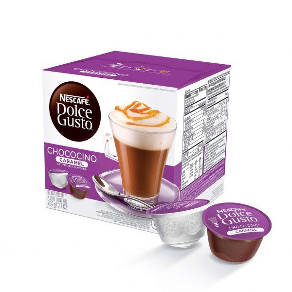 Cápsulas de Café Chococino Caramel Dolce Gusto ¡Promo 25% OFF TODOS LOS DÍAS!