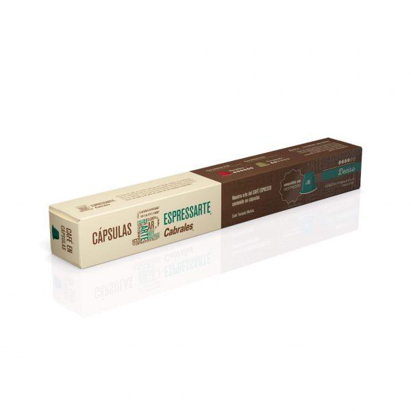 Cabrales Deciso Promo 10% OFF Nespresso Compatibles