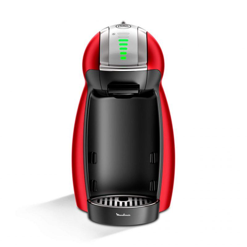 Máquina de café Genio Metal Red Nescafé Dolce Gusto 15% OFF