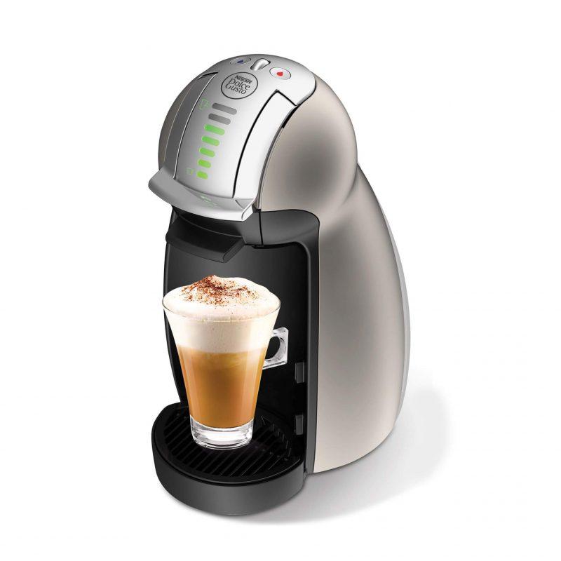 Máquina de café Genio Titanium Nescafé Dolce Gusto 15% OFF