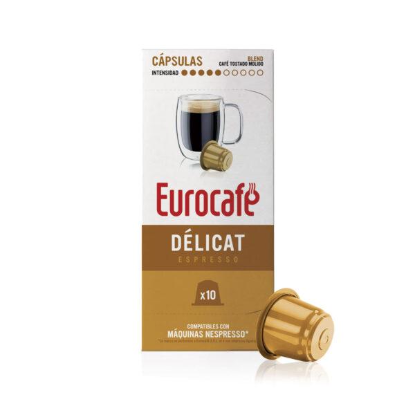 Cápsulas de Café Delicat - Eurocafé