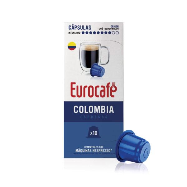 Cápsulas de Café compatibles con Nespresso Colombia - Eurocafé